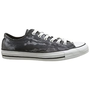 Converse Unisex Sneakers CT OX Black White. (5.0 US Men-7.0 US Women)