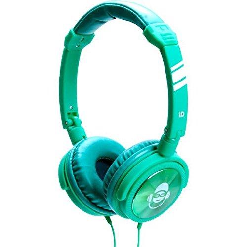 IDANCE JOCKEY600 – Watt  – Channel Recording Studio Equipment , Green