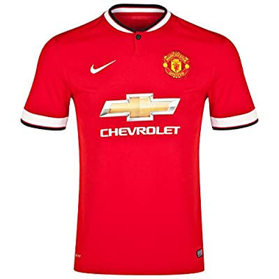 Manchester United Home 2014/15 Jersey (Official Nike)