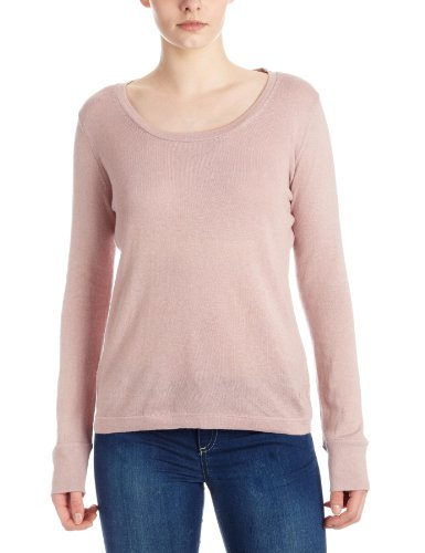 Timberland Women's Hickory Crew Top Pink 36249-664