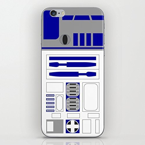 Star Wars R2D2 Vector Case & Cover Hard Plastic Case Protective Shell Cell Phone Cover For Iphone 6 Plus