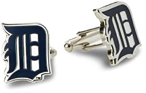 MLB Detroit Tigers Cufflinks by Cufflinks