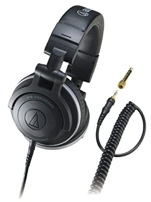 audio-technica DJヘッドホン ATH-PRO700MK2