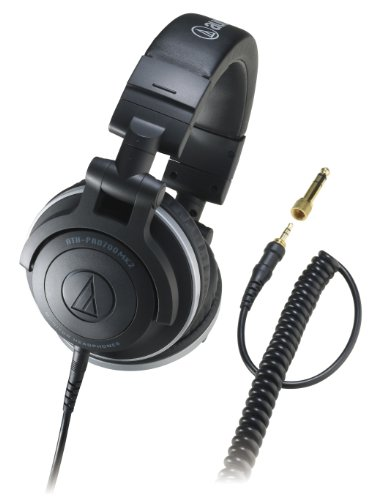 Audio Technica Ath-Pro700Mk2 Professional Dj Monitor Headphones With 53Mm Drivers