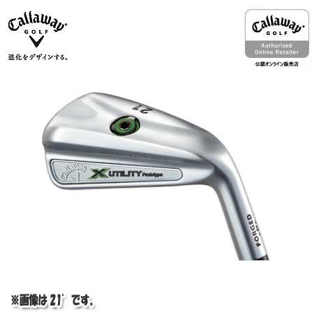 CALLAWAY GOLF JAPAN UTILITY PROTOTYPE Loft: 18 deg, Shaft: Tour AD DI-75 Hybrid , Flex: Stiff, Right hand