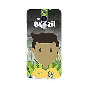Ebby Brazil Football Premium Printed Case For Huawei Honor 5c