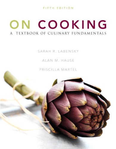 On Cooking: A Textbook of Culinary Fundamentals (5th...