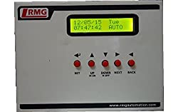 Digital Real Time Water Level Controller for Motor Pump Operated by Switch/MCB - Tank only