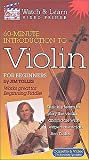 60 Minute Introduction to Violin For Beginners