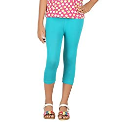 BELONAS Girl's N.Green Capris