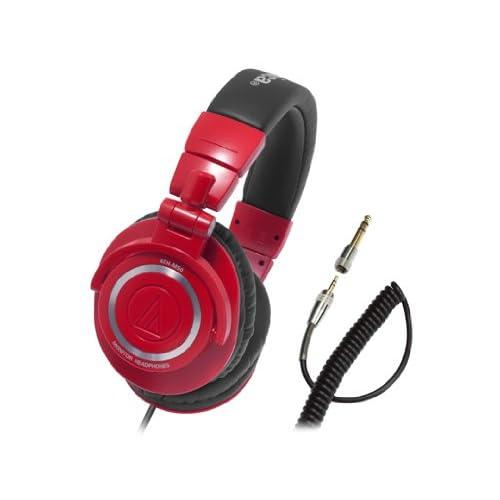 ヘッドホン おしゃれ audio-technica ATH-M50 RD IMをおすすめ
