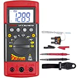 Power Probe CAT-IV Digital Multimeter (PPDMM) [Measures AC/DC Voltage, Current Resistance, Frequency, Duty Cycle, True RMS, Temperature & Capacitance]