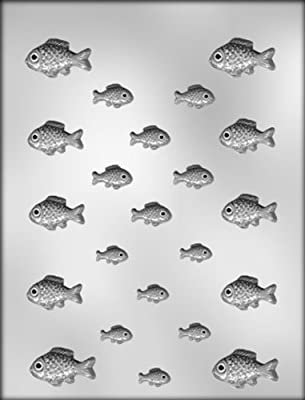 CK Products Fish Chocolate Mold
