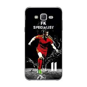ezyPRNT Back Skin Sticker for Samsung Galaxy J5 Gareth Bale 'fk specialist' Football Player 3