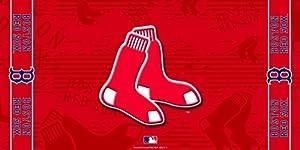 MLB Boston Red Sox Fiber Reactive Beach Towel