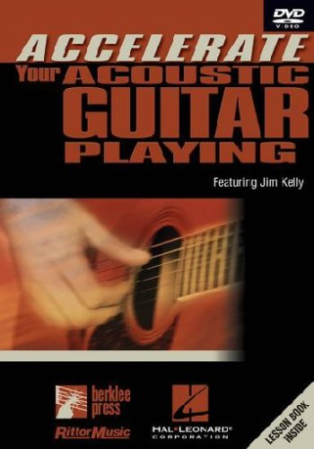 Accelerate Acoustic Gtr Playing DVD PDF