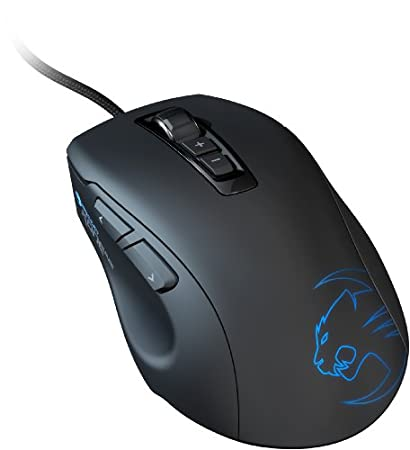 ROCCAT Kone Pure Core Performance 8200DPI Pro-Aim R3 Laser Sensor PC Gaming Mouse