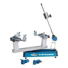 Buy Gamma X-6 Tennis Stringing Machine, Blue Silver by Gamma