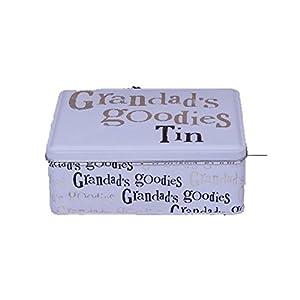 The Bright Side Storage Tin - Grandad's Goodies Tin