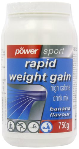 Power Sport Rapid Weight Gain Banana 750g