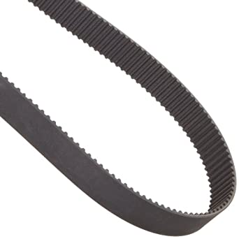 Goodyear Engineered Products 1000 5M 09 Hawk Positive Drive Synchronous Belt, 5mm Pitch, 5M Profile, Metric