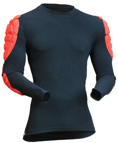 Berkner Protektoren Shirt Langarm, UPA, Action, Gr. XXXL