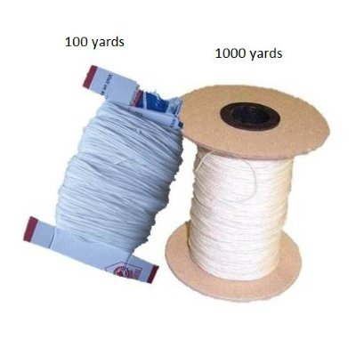 Sale!! Roll of 100 Yards Shade Cord (Or Lift Cord) 1.4 mm