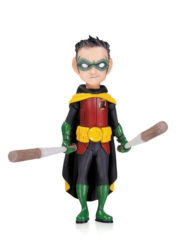 DC Collectibles Batman: Lil Gotham: Robin Mini Action Figure - 1