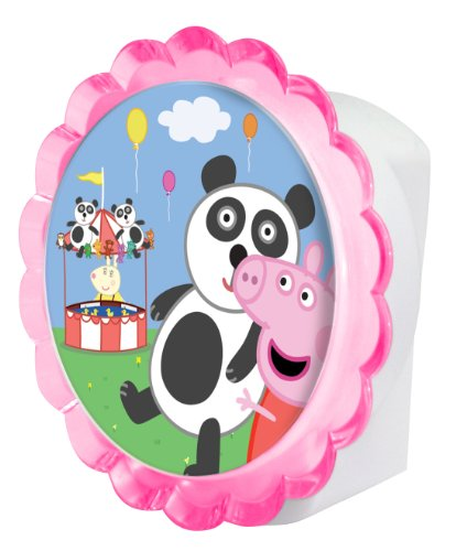 Contender Peppa Pig Fairground Battery Night