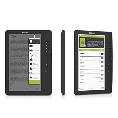 TrekStor eBook Reader 3.0 schwarz
