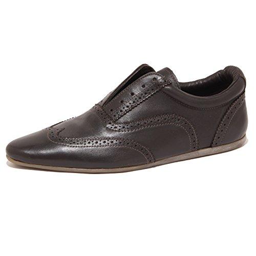6455P scarpa francesina SCHMOOVE marrone scarpa uomo shoe men [41]