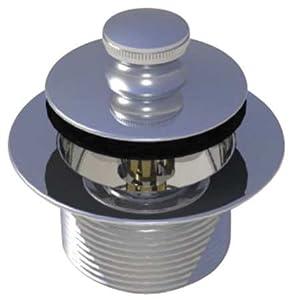 Amazon Com Watco 58305 Cp Lift Amp Turn Closure Tub Chrome