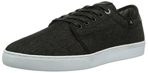 WeSC Edmond, Sneaker Unisex - adulto, Nero (Schwarz (black/999)), 44 (9.5 uk)