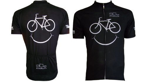 Buy Low Price Bicycle Face Cycling Jersey (B005J6ASO8)