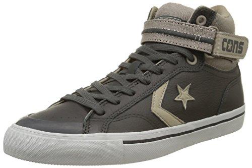 Converse - Pro Blaz P Grid, Sneakers Alte unisex - adulto, nero, 45
