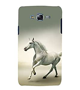 printtech Nature Animal Horse Back Case Cover for Samsung Galaxy Grand Prime G530h
