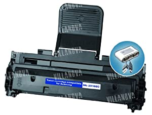 Compatible (Remanufactured) Samsung ML-2010D3 Toner Cartridge (3,000 Page Yield) for ML Printers ML-2510, ML Printers ML-2010, ML Printers ML-2571N, ML Printers ML-2570 - Plus a Super Mini Hi Speed Ultra 4 Port USB 2.0 Hub for Laptop, PC or Mac.