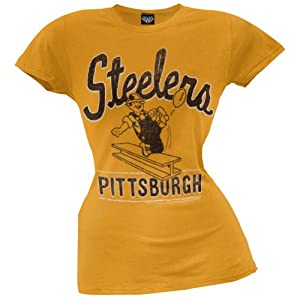 Pittsburgh Steelers - Kick Off Juniors T-Shirt