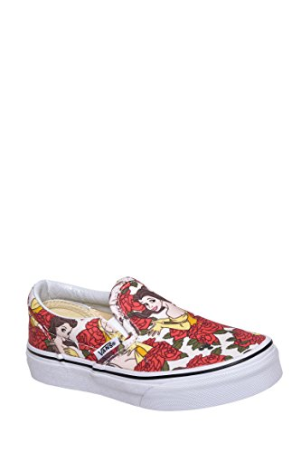 Girl's Disney Belle Classic Slip-On Sneaker