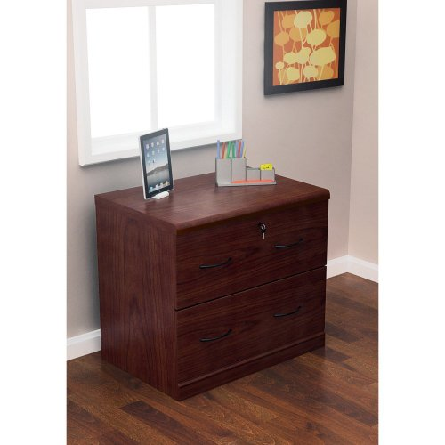 Z-Line 2-Drawer Lateral File - Cherry