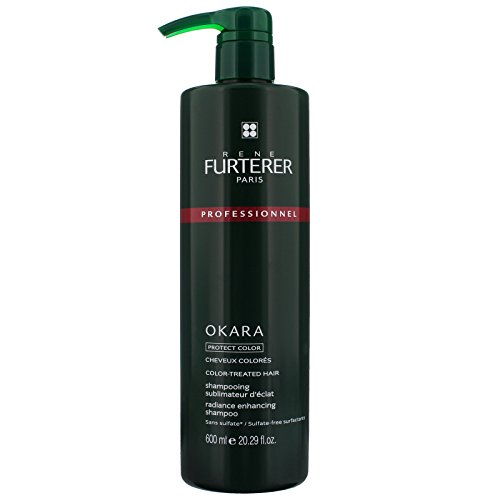 Okara by Rene Furterer Radiance Enhancing Shampoo per capelli color-treated 600ml
