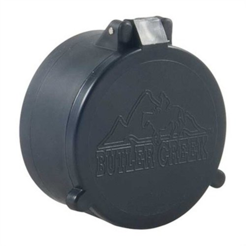 Butler Creek Flip-Open Objective Scope Cover, Size 25 (1.8-Inch, 45.7Mm)