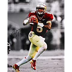 JAMEIS WINSTON SIGNED FLORIDA STATE SEMINOLES 11x14 PHOTO PSA DNA #R91028