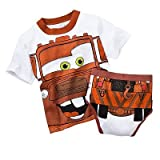 Disney/Pixar Boy's Cars Tow Mater 2-pc. Underwear Set