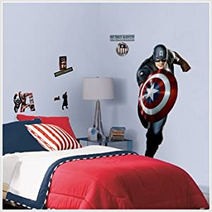 Discount Comforter Sets Captain America And Marvel Heroes