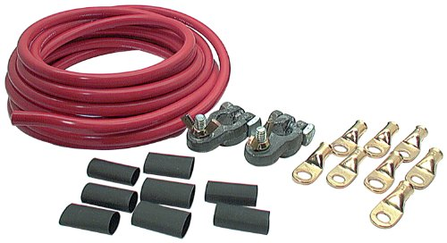 Allstar ALL76114 4-Gauge Battery Cable Kit