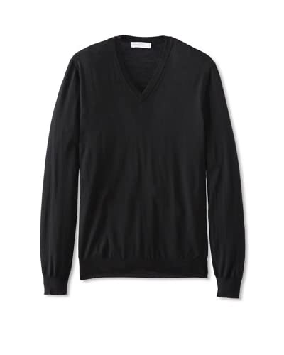Salvatore Ferragamo Men's V-Neck Sweater