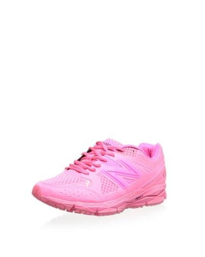 New Balance Women's W1290 Neutral Running Shoe  - Pink