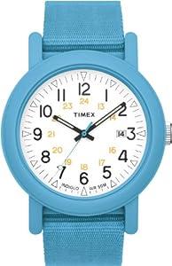 Timex Originals T2N366 Mens Originals White Dial Blue Strap Watch