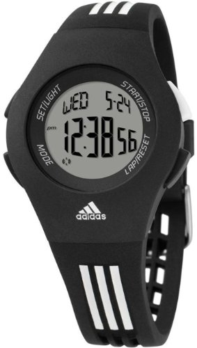 Adidas Sport Digital Furano Grey Ladies Watch ADP6019